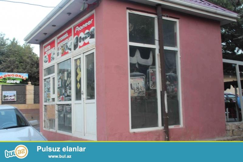 Həzi Aslanov metro stansiyası Xudu Məmmədov küçəsində Neptun marketin yanında 20kv/m obyekt satılır...