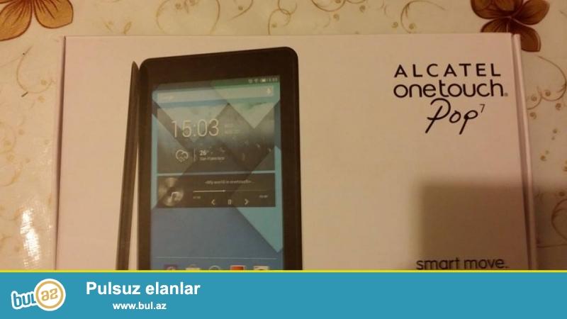 Alcatel One Touch Pop 7.<br /> <br /> Haqqinda:<br /> <br /> Sentyabr ayinda alinib...
