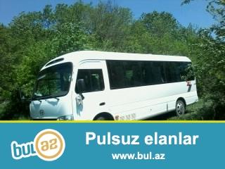 2014-cu ilin avtobusu. Azerbaycanin butun bolgelerine sifaris qebul olunur...