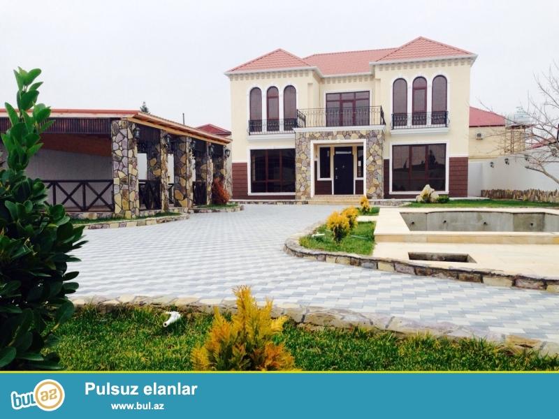 **РУФАТ*АЙНУР**Продается 2х этажная дом-дача в Мардакане,возле макаронной фабрики,расположенная на 8ми сотах приват...