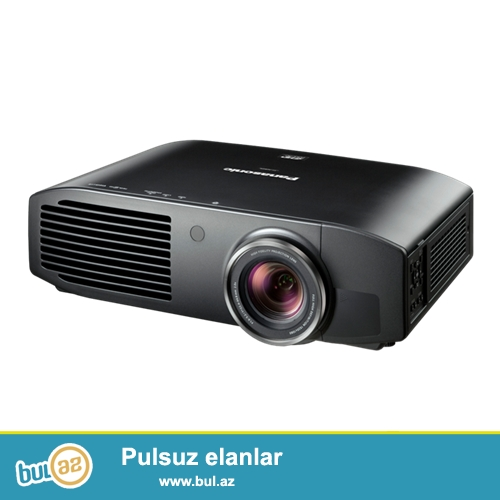 satiram Panasonic PTAE8000u Full-HD 3D Home Cinema Projector hec islemeyib tezededi