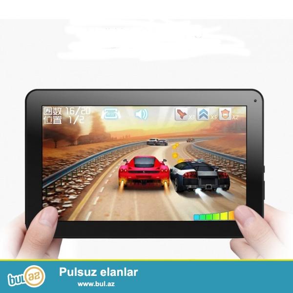 YENİ ORİGİNAL 2 NÖMRƏLİ 10.1 EKRAN RAM 1GB YADDAŞ...