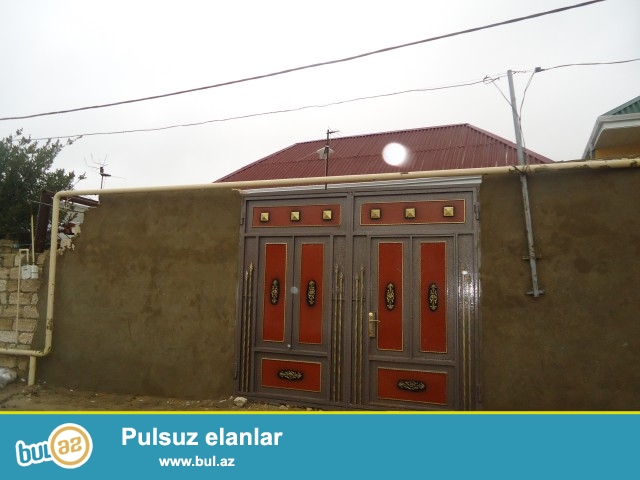 Sabunçu Rayonu Zabrat 1 qəsəbəsində baş yoldan...