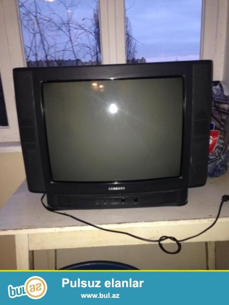 Televizor normal işləyir. Heç bir problem yoxdu...