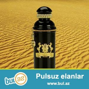Alexandre J. etirleri fransa istehsali maqazinde 100ml 200azn yaxindir ozumuz getmiwuk zemanetde veriruk temiz parfumdur <br /> Black Muscs Unisex 100ml (edp) ---  85azn<br /> Silver Ombre Unisex 100ml (edp) ---  75azn<br /> Golden Oud Unisex 100ml (edp)  ---  75azn<br /> Rose Oud Unisex  100ml  (edp)  ---  75azn<br /> Morning Muscs Unisex 100ml (edp) --- 75azn<br /> Zafeer Oud Vanille Unisex 100ml (edp) --- 75azn