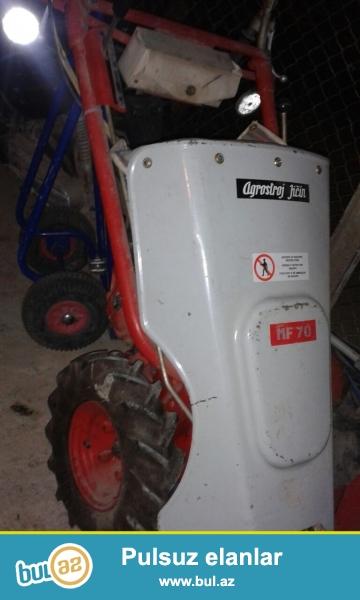 Almanya istehsali otbicen traktor. az istifade olunub...