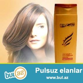 Revitize şampunu saçları yumşaq və hamarlaşdıran saça qulluq vasitəsidir...