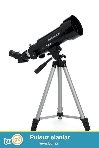 Купить Телескоп Celestron Travel Scope 70 в Баку в интернет магазине игрушек baku...