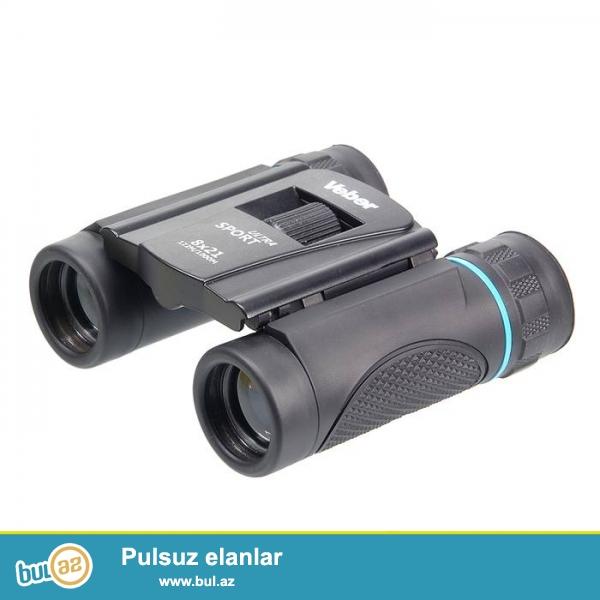 Бинокль Veber Ultra Sport 8x21 черный купить в интернет магащине игрушек - http://baku...