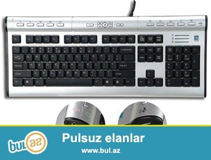 Klaviatura A4tech KLS-7MU<br /> <br /> Chox funksiyali klaviatura...