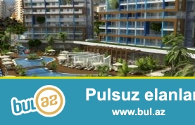 Жилой комплекс построен на 12 000 м ² и включает 4 жилых дома...