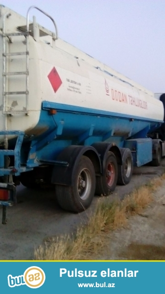 ELLİNGHAUS markalı qoşqu. Həcmi 37500 litr. Yaxşı...