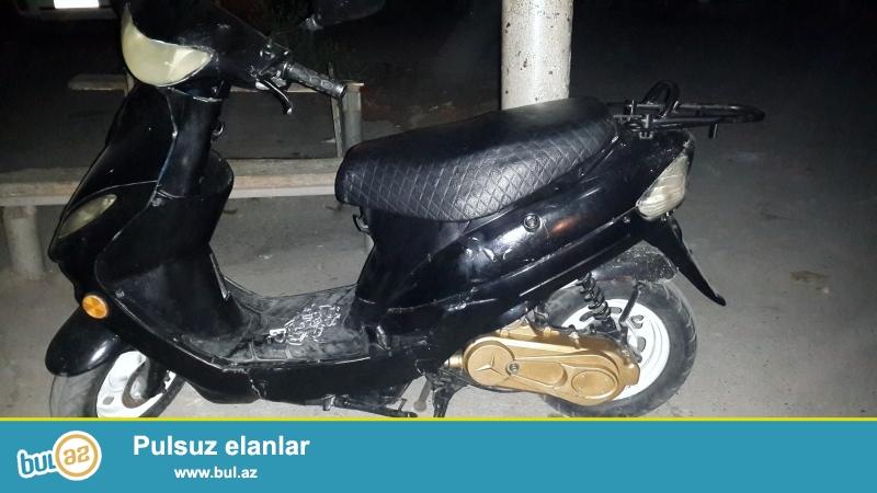 Tecili olarak moped satilir