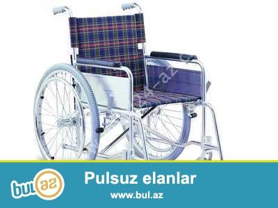 Əlil arabası satılır. Təzə. Türkiyə istehsalı....