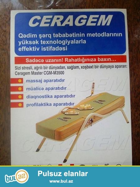 Qedim Serq tebabetinin metodlarinin yuksek texnologiyalarla...