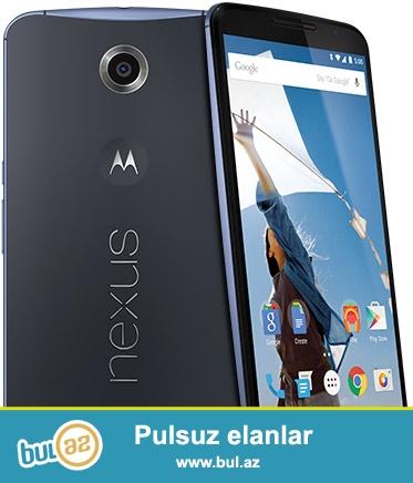 Motorola nexus 6 tep teze teldi. 32Gb . Endrimli qiymetdi....
