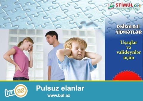 STİMUL Kids Tədris və İnkişaf Mərkəzi sizə...