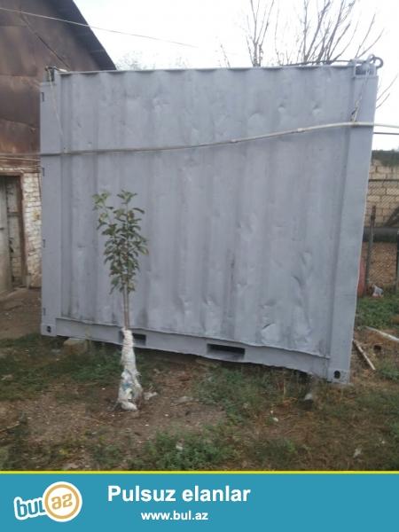 Konteyner Soyuducu Satıram. 1,5 tondur. -18 dərəcə...