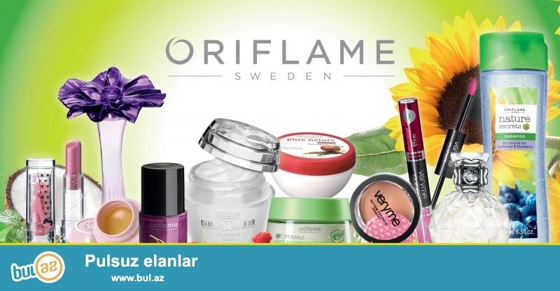 Orifleym - birbaşa satış bazarında aparıcı kosmetika şirkətidir...