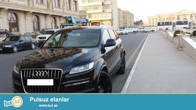 Audi Q7, V8,4,2L. S-Line. 4Matik. Sport paket. Orjinal probeq...