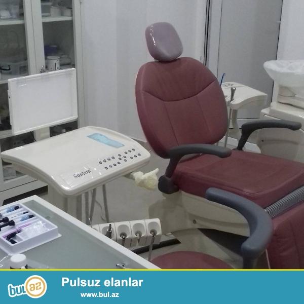 Səməd vurğun küçəsi, olimpik starın yaxınlığında stomatoloji kabinetin 1 növbəsi icarəyə verilir...