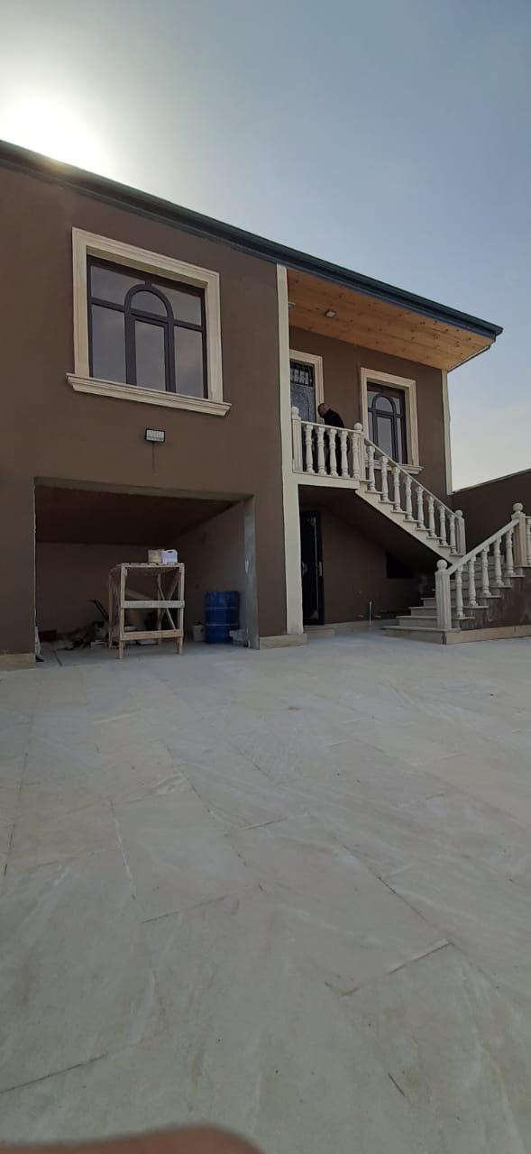 Biləcəri Q. ATV villalarına yaxın 2.5 sotda 2 mərtəbə 3