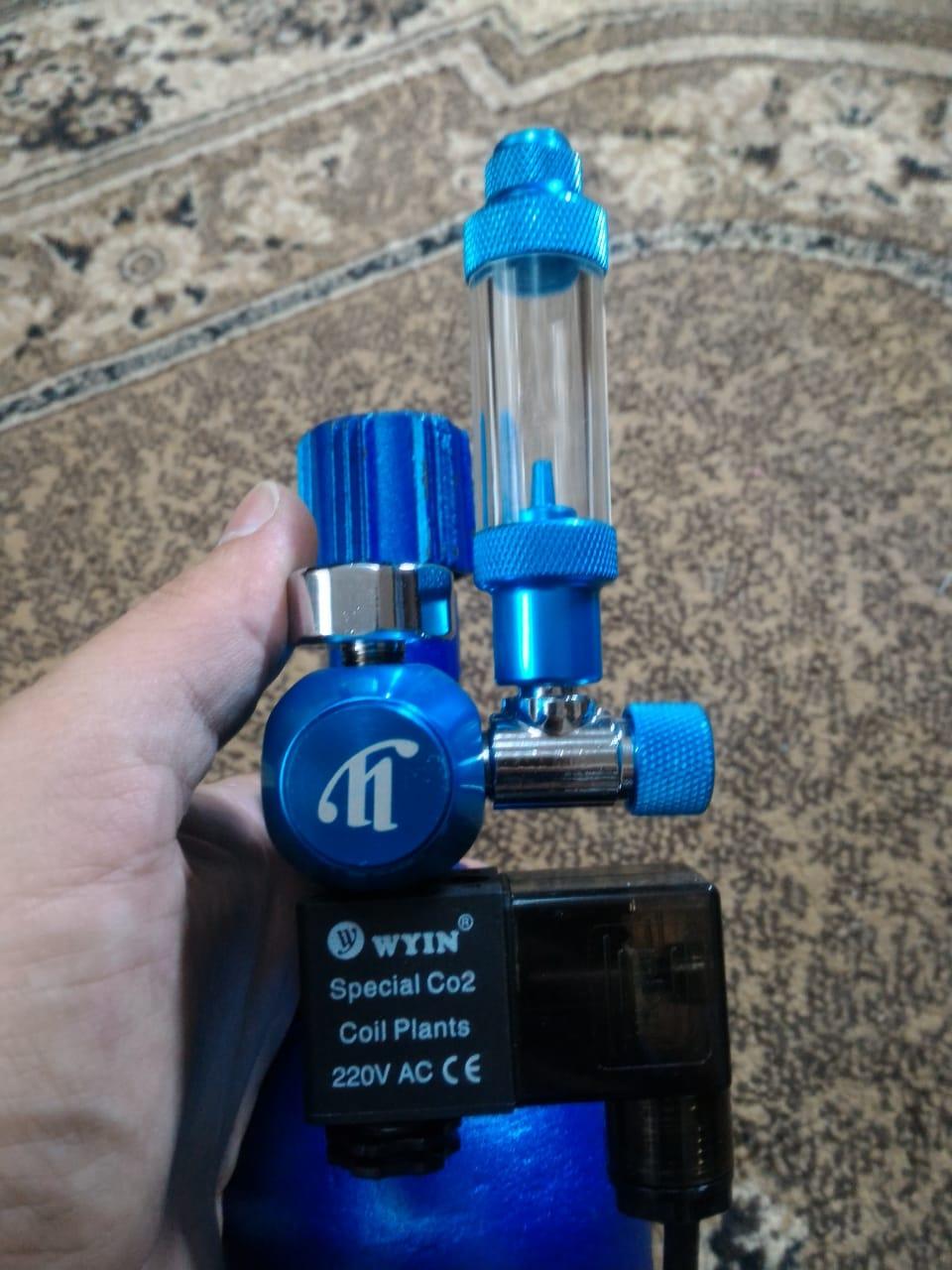 Система CO2 для аквариума. Полный комплект. В идеальном состоянии.