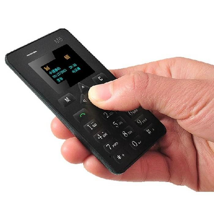 Dünyanın ən nazik telefonu Aiek M5