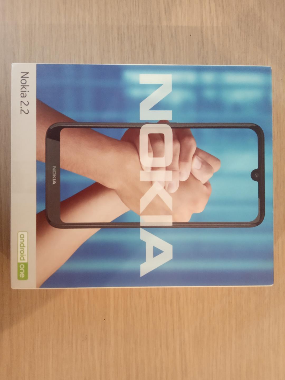 Yeni Nokia 2.2 çox ucuz qiymətə satılır. Android sistem Daxili yaddaş: 16 GB Əsas kamera: 13 MP Ön kamera: 5 MP 2 sim kartlı Qeydiyyatdan keçib! Qiymət: 200 AZN