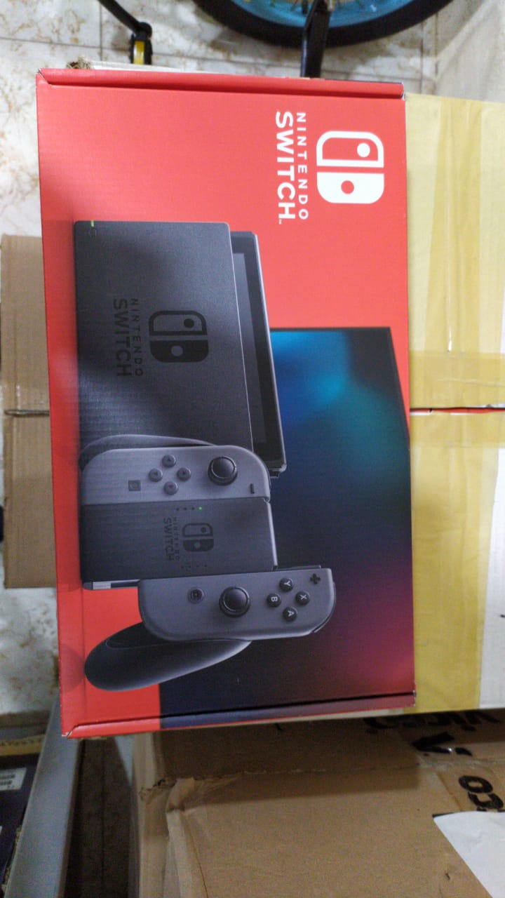 Oyun Konsulu Nintendo Switch Operativ yaddaş: 4GB Daxili