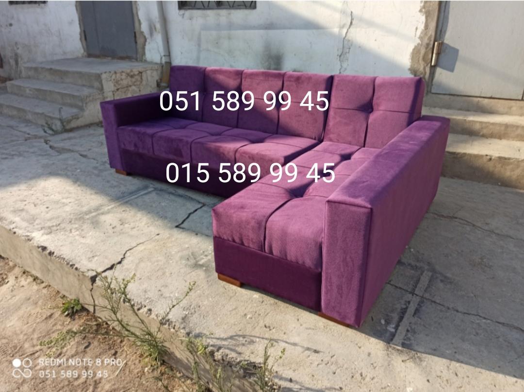 Kunc divanlar satilir 350manat ve her cur olcu ve rengde