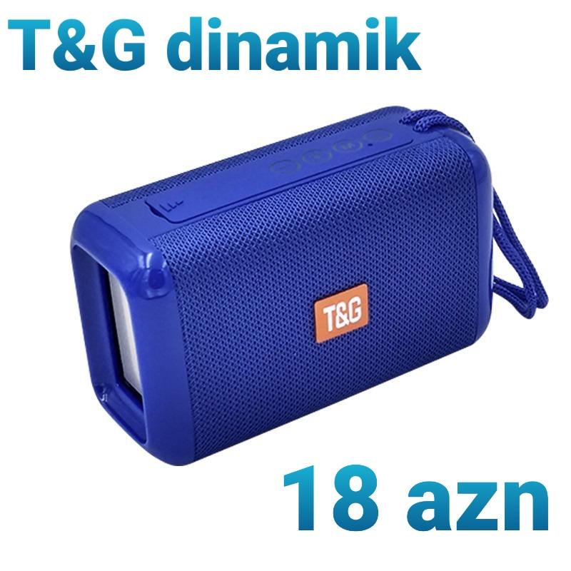 T&G dinamik satılır. Qiymət 18 AZN. Ən ucuz və keyfiyyətli elektronika mallarını bizdən alın. Çatdırılma ödənişlidir. Bölgələrə poçt vasitəsilə göndərmə mümkündür. Sifariş üçün votsappla əlaqə saxlayın.