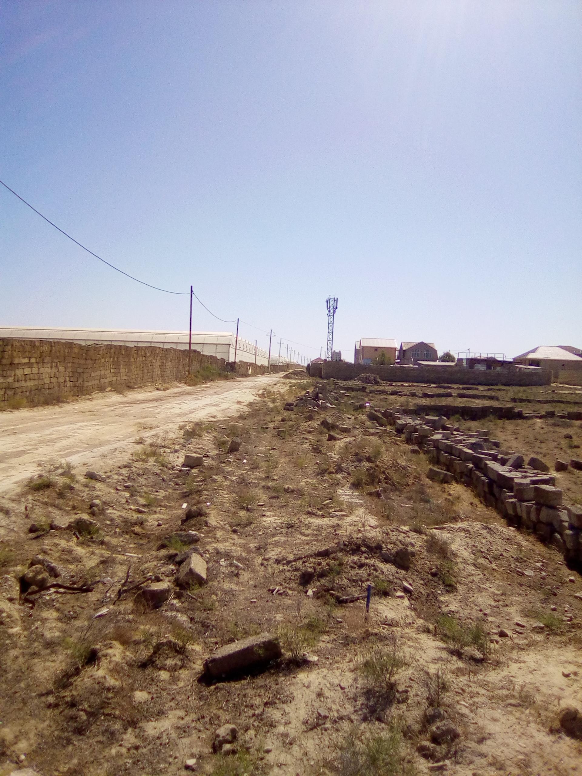 Turkanda 6 sot torpaq satılır (əslində 7 Sot).Torpaq sahəsi