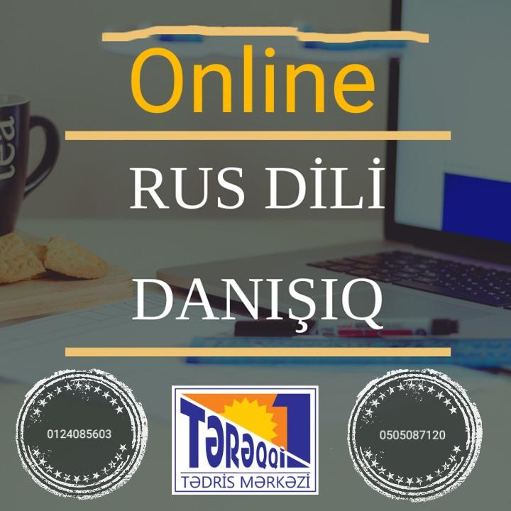 Online rus dili dərsləri Dərslər həftədə 3 saat keçirilir.
