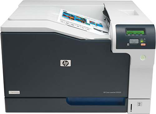 CE710A HP Color LaserJet CP5225 - A3 LaserJet printer/ 20