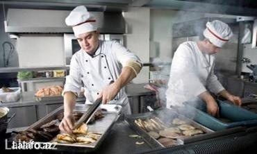 135. Tecili Rusiyada restorana tecrübeli, seliqeli, xemir