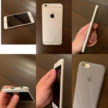 Iphone 6 tam normal vəziyyətdə heç bir problemi