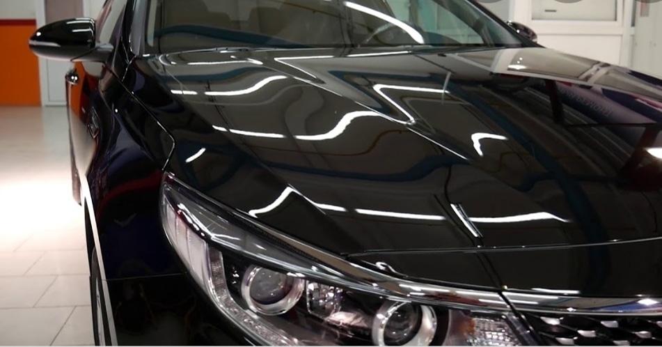Yüksək seviyede avtomobilinizin parlaqlığını istiyirsinizse
