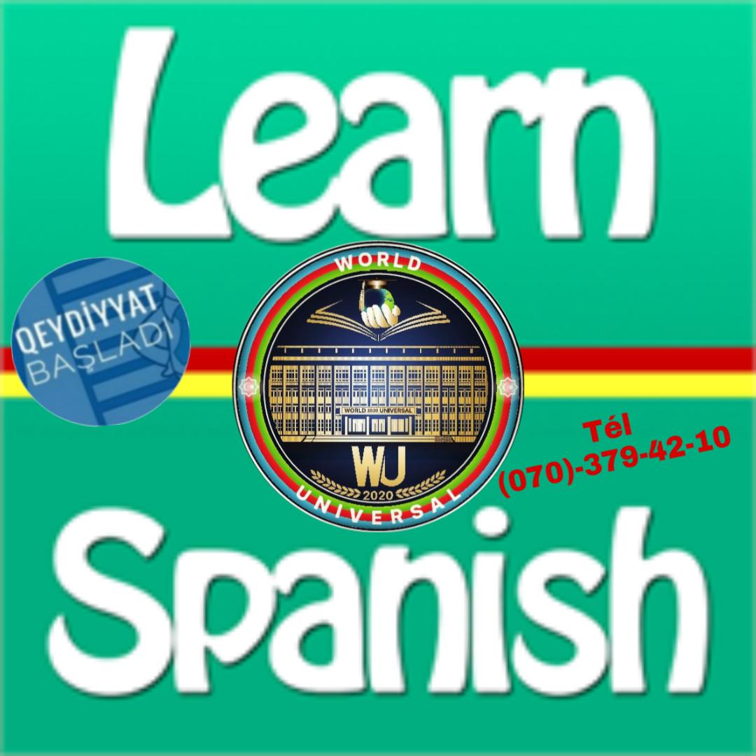 World Universal Consulting Group İspan dili kursu Əziz və