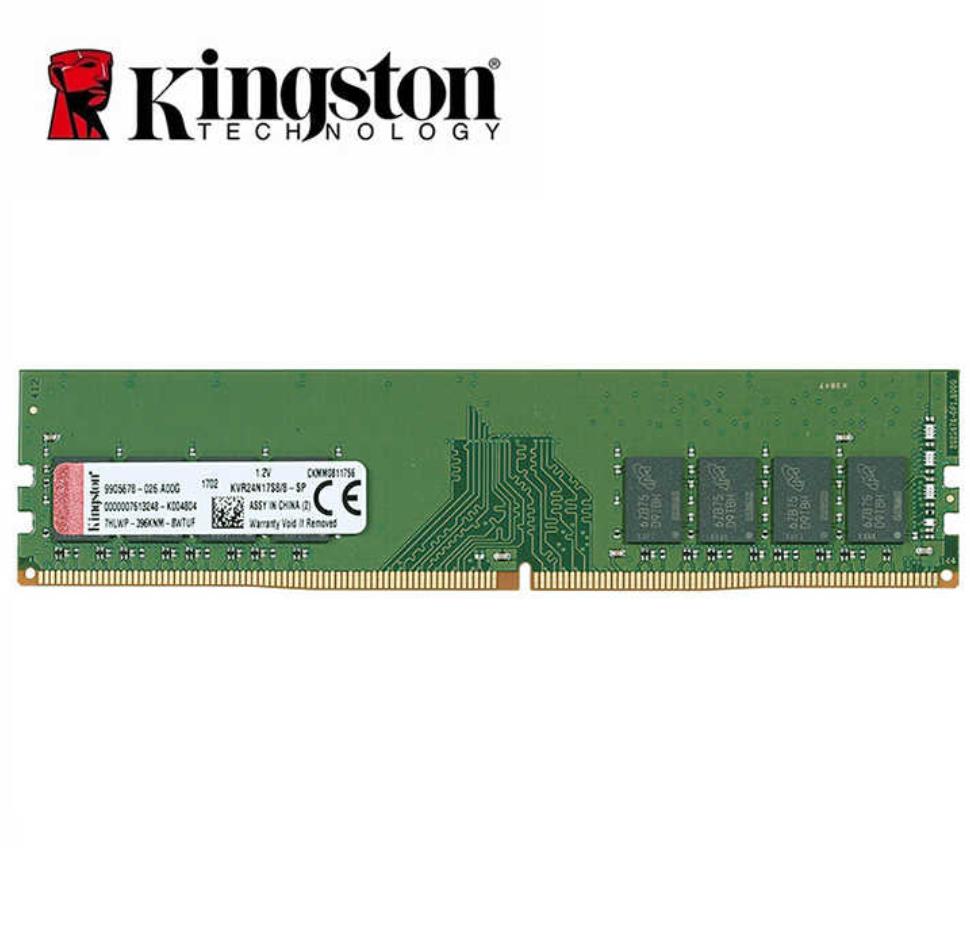 DDR4 32GB pc komputer ramlari Orijinal Kingston firmasi.