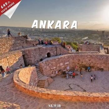 Bakı - Ankara (Gediş - Dönüş) aviabiletlərinə endirim