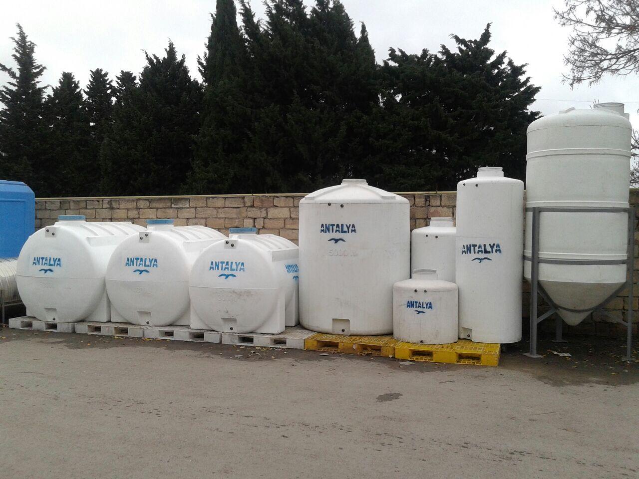 POLİETİLEN SU ÇƏNİ, Su Boçkası, Su baçoku. Su çəni, Plastik