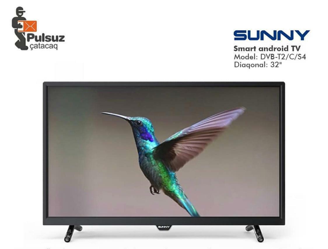 Televizor Sunny (81 sm) Smart TV Sifariş et Endirimli Nağd