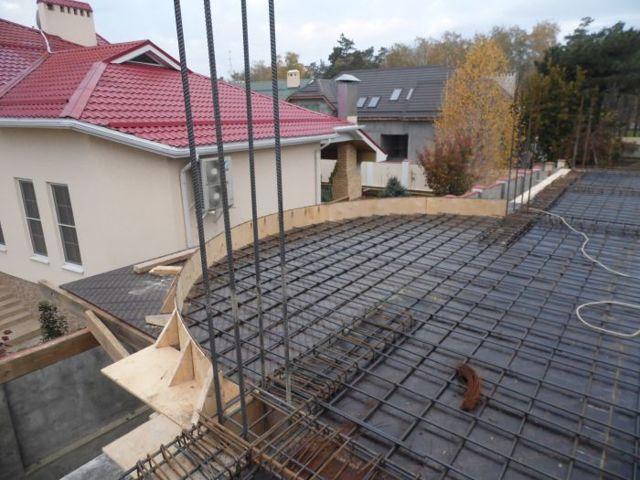 Hər növ beton işləri. Təməl