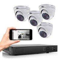 Системы видеонаблюдения - продажа в Азербайджане Установка