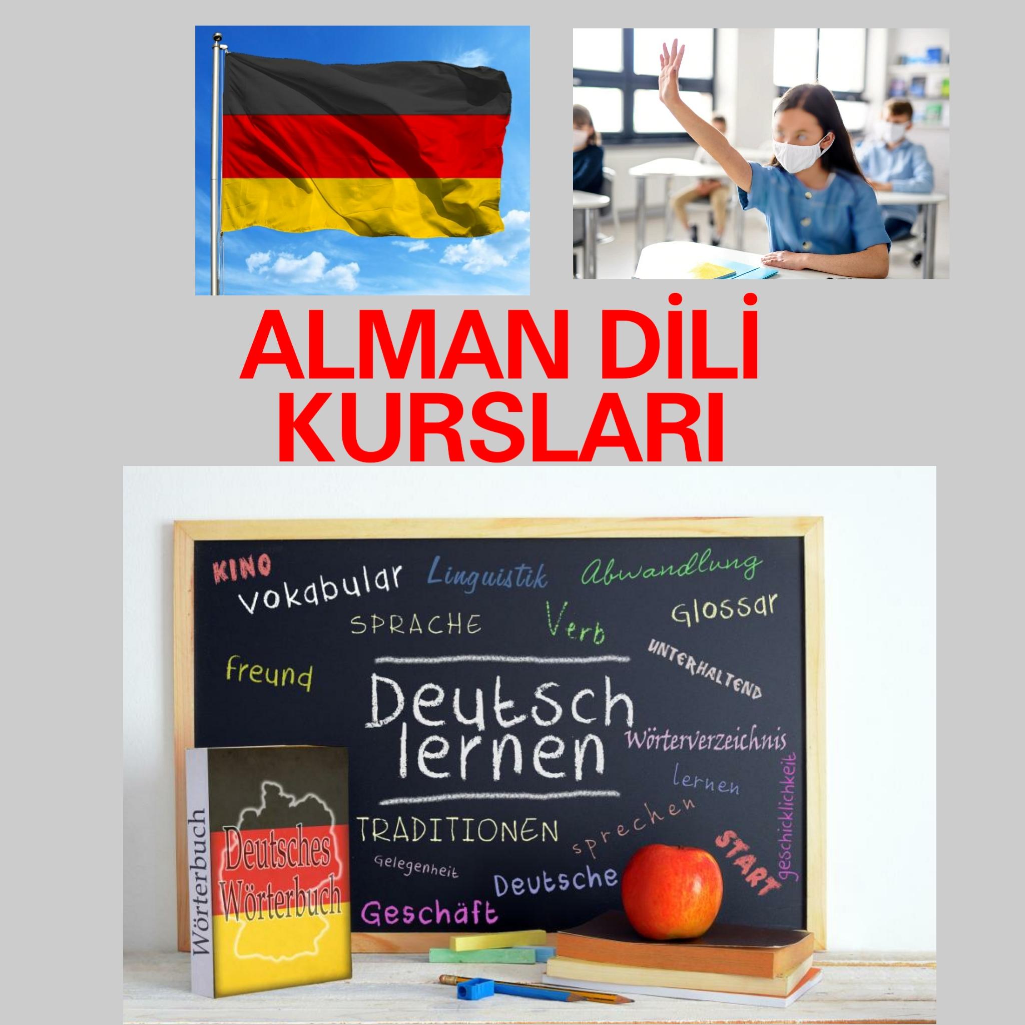 Alman dili kursları. Alman dilini qısa zamanda vaxt və pul