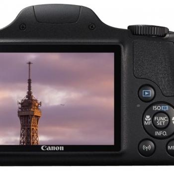 Canon PowerShot SX540 Canon PowerShot fotoaparat Model,