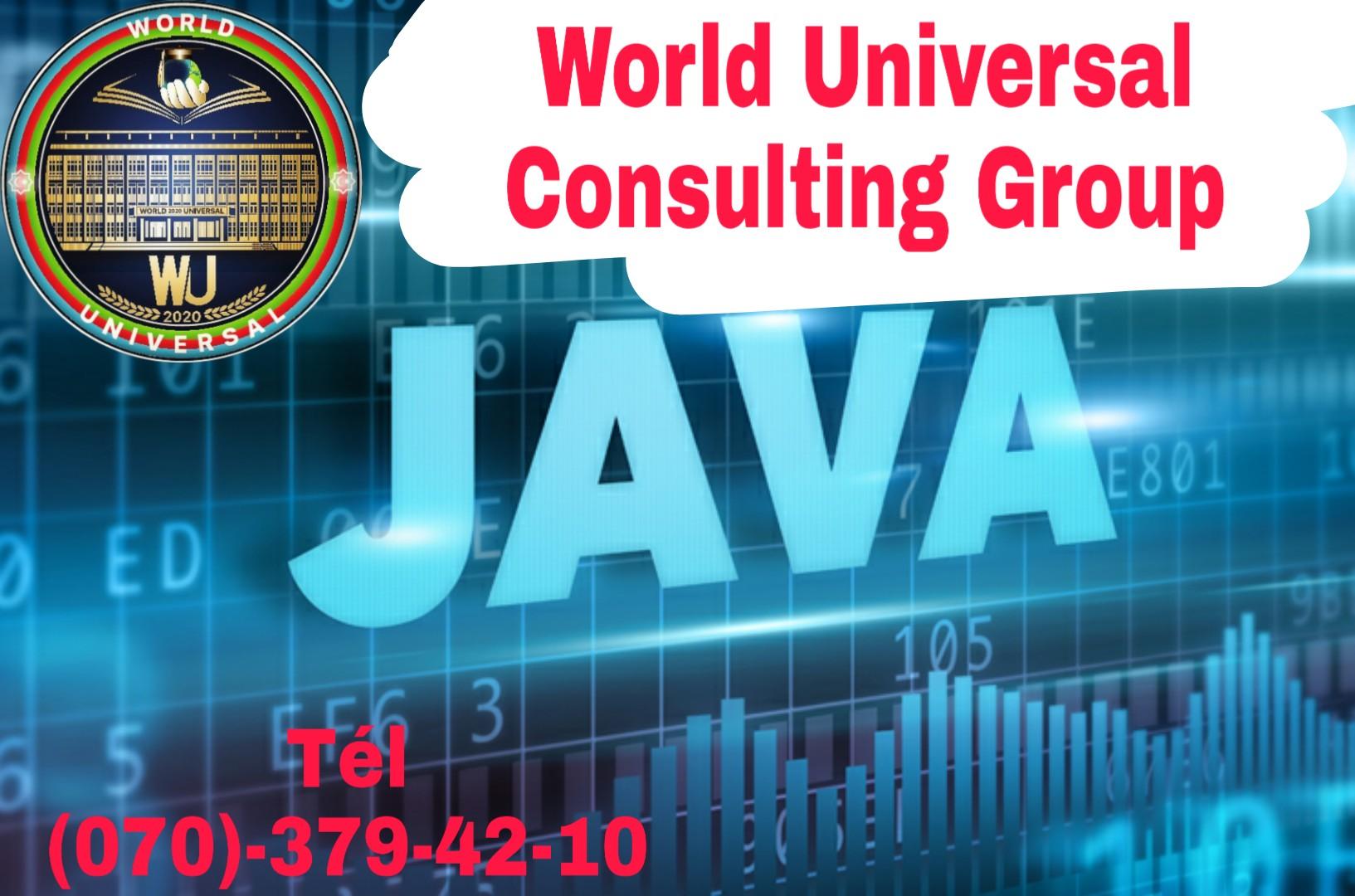 World Universal Consulting Group Java kursu Yüksek
