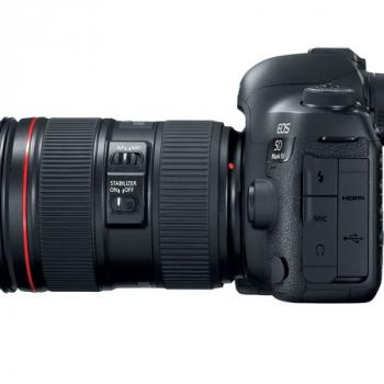 """Fotoaparat """"Canon EOS 5DIV EF24-105 f4 L kit"""" Canon Camera"""
