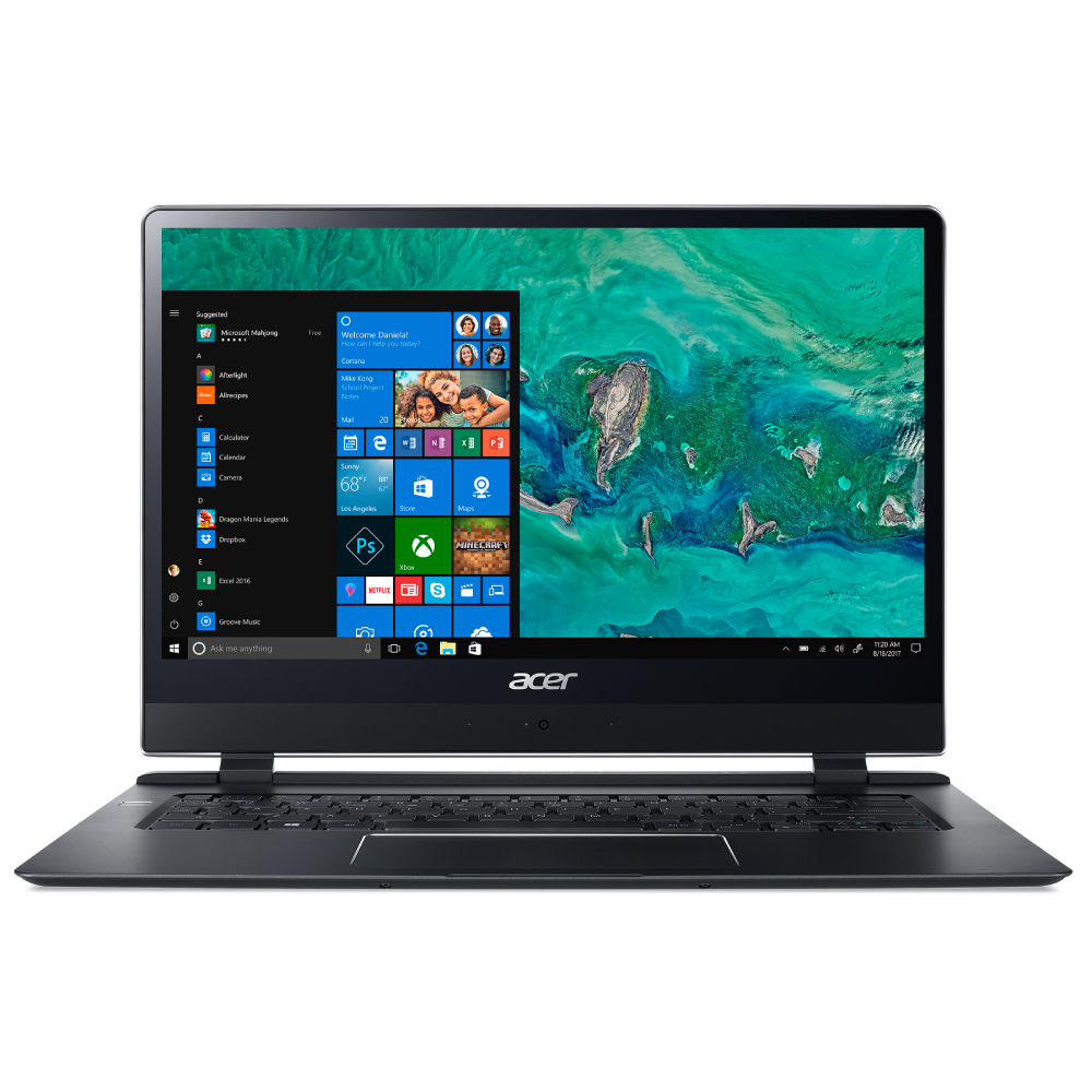 Noutbuk Acer Swift 7 SF714-51T (NX.GUJER.002) Prosessor